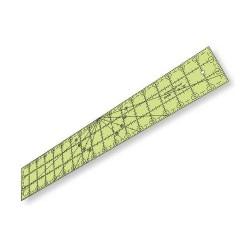 "Régua para Patchwork - 3"" x 18"" polegadas - 26138"