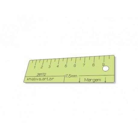 Marcador de Margem para Máquina de Costura - Centímetro - 26172