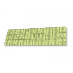 Régua para Patchwork - 15 x 50 cm - com 0,25 - 26408