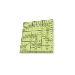 Régua para Patchwork - Quadrado 15 x 15 cm - com 0,25 - 26406
