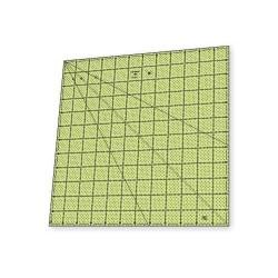 Régua para Patchwork - Quadrado 60 x 60 cm - com escala - 26466